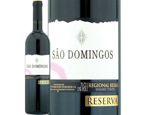 VINHO SÃO DOMINGOS TINTO BEIRAS RESERVA 0.75L image number 0