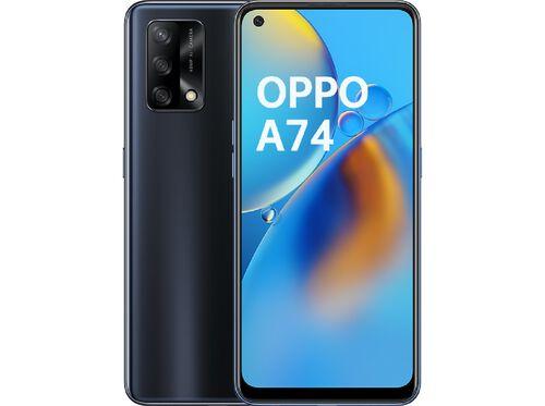SMARTPHONE OPPO A74 PRETO 128GB image number 0
