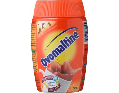 FORTIFICANTE OVOMALTINE 200 G image number 0