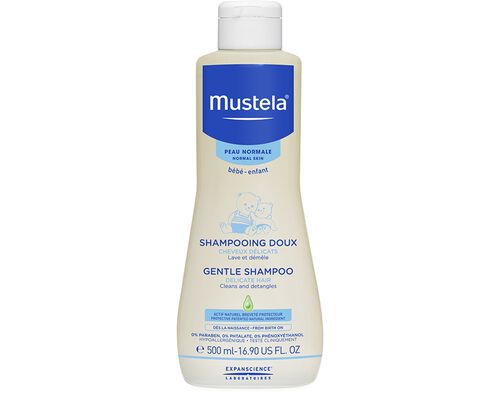 CHAMPO MUSTELA 500ML image number 0