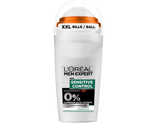 DEO ROLL ON MEN EXPERT SENSI CONTROL 50ML image number 0