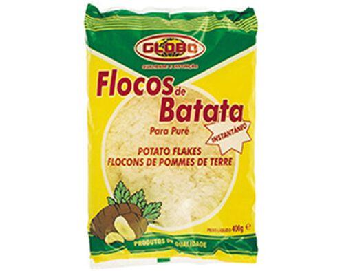 FLOCOS BATATA GLOBO 400 G image number 0