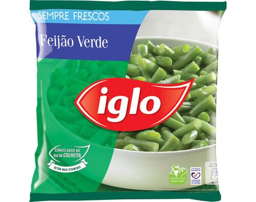 FEIJÃO VERDE IGLO CORTADO 600 G image number 0