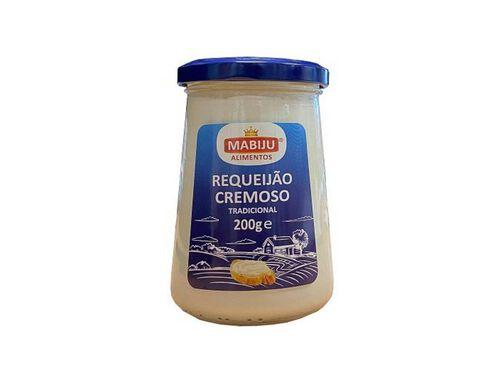 REQUEIJÃO MABIJU CREMOSO 200 G image number 0