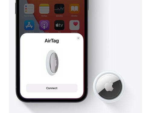 AIRTAG APPLE MX542ZY/A (4 PACK) image number 3