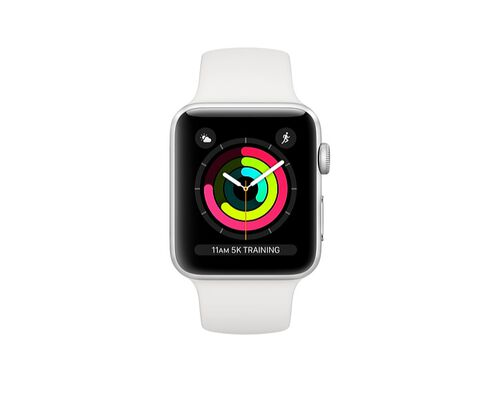 APPLE S3 SILVER 42MM MTF22QL/A image number 1