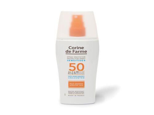 PROTECTOR SOLAR CORINE DE FARME SENSITIVE FPS50 150 ML image number 0