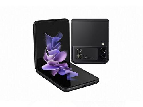 SMARTPHONE SAMSUNG GALAXY Z FLIP3 256GB PRETO image number 0