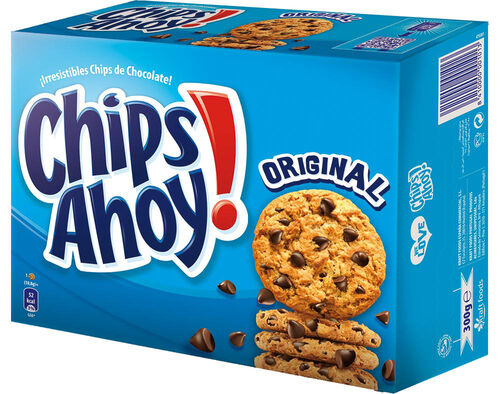 BOLACHA CHIPS AHOY CHOCOLATE 300G image number 0