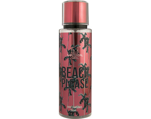 BODY MATERIAL GIRL BEACH PLEASE MIST 250ML image number 0