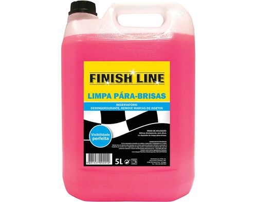 LIMPA VIDROS FINISH LINE 5 LITROS image number 0