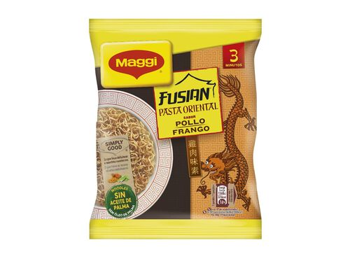 MASSA ORIENTAL MAGGI FRANGO 71 G image number 1