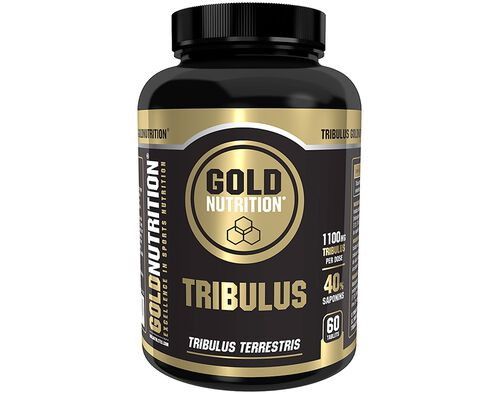 SUPLEMENTO GOLDNUTRITION TRIBULUS 60 COMP image number 0