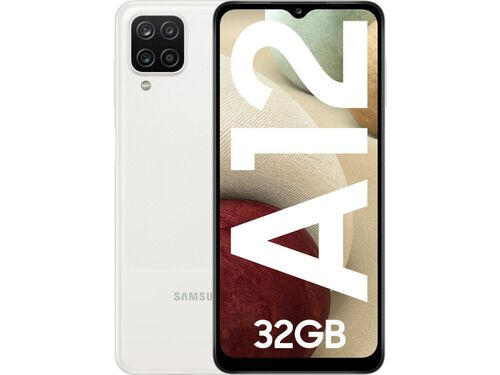 SMARTPHONE SAMSUNG BRANCO 32GB GALAXY A12 image number 0