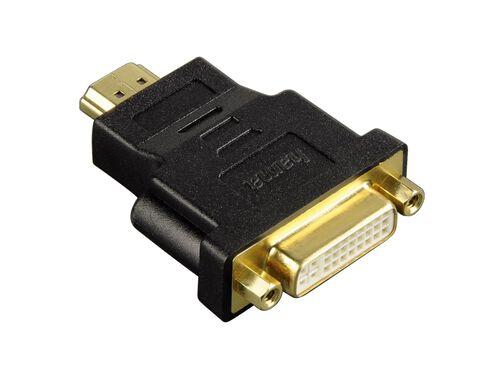 ADAPTADOR HDMI M-DVI F QILIVE G2102161 image number 0