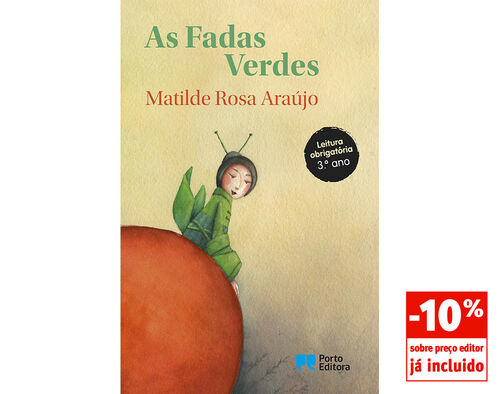 AS FADAS VERDES PORTO EDITORA MATILDE ROSA ARAÚJO image number 0