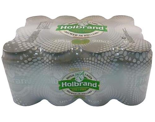 CERVEJA HOLBRAND HOLANDESA SEM ÁLCOOL 12X0.33L image number 0