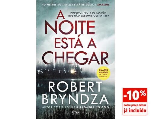 LIVRO A NOITE ESTÁ A CHEGAR ROBERT BRYNDZA image number 0