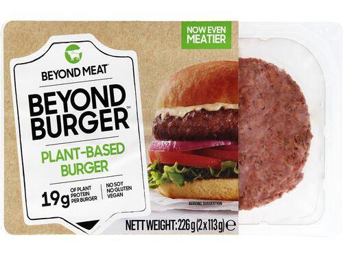 HAMBURGUER BEYOND MEAT VEGETAL 226G image number 0