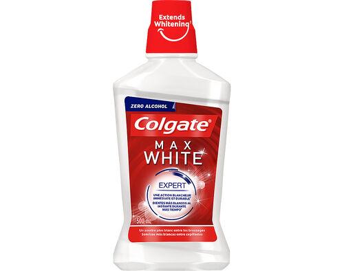 ELIXIR COLGATE MAX WHITE INSTANT WHITE 500 ML image number 0