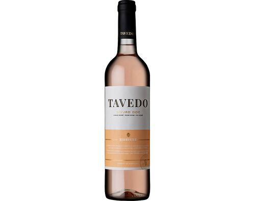 VINHO TAVEDO ROSÉ DOURO 0.75L image number 0