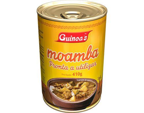 MOAMBA GUINEA'S CLASSIC 415 ML image number 0