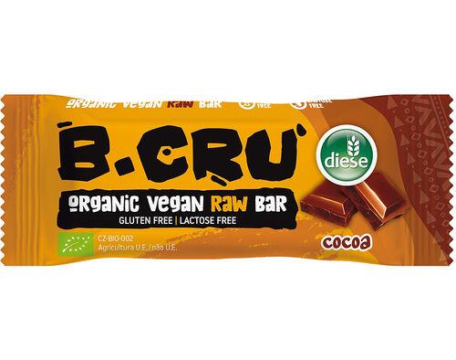 BARRA CRUA DIESE CHOCOLATE BIO 35G image number 0