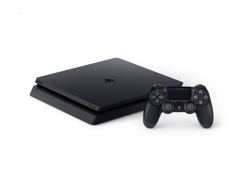 CONSOLA PS4 500 GB SONY SLIM 500GB image number 1