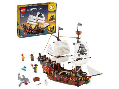 BARCO PIRATA LEGO CREATOR image number 1