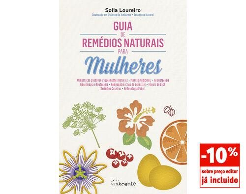 LIVRO GUIA DE REMEDIOS NATURAI PARA MULHERES/ SOFIA LOUREIRO image number 0