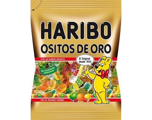 GOMAS HARIBO OSITOS D'ORO 100 G image number 0