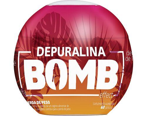 SUPLEMENTO DEPURALINA BOMB EFFECT 60UN image number 0